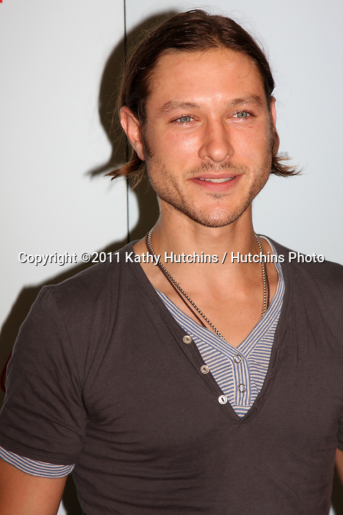 LOS ANGELES - AUG 26:  Michael Graziadei attending the Young & Restless Fan Dinner 2011 at the Universal Sheraton Hotel on August 26, 2011 in Los Angeles, CA