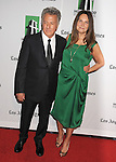 BEVERLY HILLS, CA - OCTOBER 22: Dustin Hoffman and Lisa Gottsegen arrive at the 16th Annual Hollywood Film Awards Gala presented by The Los Angeles Times held at The Beverly Hilton Hotel on October 22, 2012 in Beverly Hills, California.