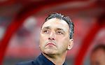 Nederland, Utrecht, 26 oktober 2012.Eredivisie.Seizoen 2012-2013.FC Utrecht-FC Groningen.Robert Maaskant, trainer-coach van FC Groningen