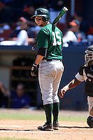 March 23, 2010:  Jim Wren of the Dartmouth Big Green during a game at the Chain of Lakes Stadium in Winter Haven, FL.  Photo By Mike Janes/Four Seam Images
