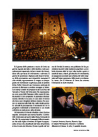 National Geographic Italy<br /> April 2007