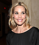 Leslie Bibb.attending the after performance reception for.Kristin Chenoweth World Tour directed by Richard Jay Alexander at City Center in New York City on 6/02/2012