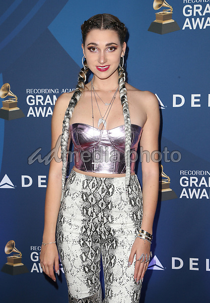 07 February 2019 - Los Angeles, California - Ashley Brinton. Delta Air Lines 2019 GRAMMY Party held at Mondrian Los Angeles. Photo Credit: Faye Sadou/AdMedia