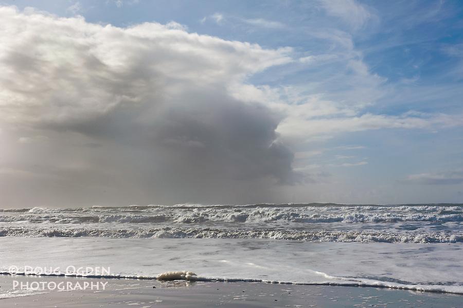 Thunderhead out to sea