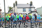 Spring Classic Leisure Cycle: Cyclists who took part in the Spring Classic Leisure Cycle in Ballybunion on Sunday morning last organized by the  Ballybunion Sea & Cliff rescue service and the Finuge Freewheelers Cycling Club