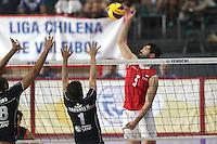 Voleibol 2016 Copa Fevochi Chile vs San Juan