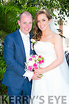 Janet Herlihy, Camp Tralee, daughter of Tom and Kathleen Herlihy, and Rodger O'Dwyer, Tipperary, son of Rodger and Kathleen O'Dwyer, were married at St. Mary's Church, Camp on Friday 1st July 2016 with a reception at Ballygarry House Hotel