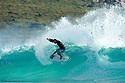 Australian Luke Munro Munro in Yalingup, Western Australia.