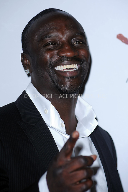 WWW.ACEPIXS.COM . . . . . ....July 15 2009, New York City....Akon at the Mandela Day Gala Dinner hosted by 46664 and the Nelson Mandela Foundation at Grand Central Terminal on July 15, 2009 in New York City.....Please byline: KRISTIN CALLAHAN - ACEPIXS.COM.. . . . . . ..Ace Pictures, Inc:  ..tel: (212) 243 8787 or (646) 769 0430..e-mail: info@acepixs.com..web: http://www.acepixs.com