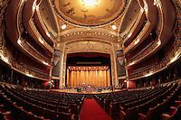SAO PAULO, SP, 13 DE MAIO 2013 - VISITA PRESIDENTE DA ALEMANHA AO BRASIL - Encontro Brasil x Alemanha no Teatro Municipal na cidade de Sao Paulo na noite desta segunda-feira. FOTO: VANESSA CARVALHO - BRAZIL PHOTO PRESS