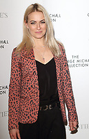 Krystal Roxx at The George Michael Collection - VIP private view and reception at Christies, St James, London on March 12th 2019<br /> CAP/ROS<br /> &copy;ROS/Capital Pictures