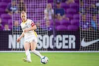 Orlando, FL - Saturday April 27, 2019: 2019 NWSL regular season game between the Orlando Pride and the Utah Royals FC at Orlando City Stadium.