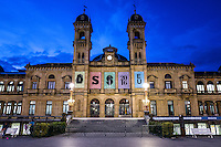San Sebastian, Spagna. Capitale della Cultura 2016