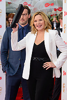 WWW.ACEPIXS.COM<br /> <br /> <br /> London, England, MAY 14 2017<br /> <br /> Kim Cattrall attending the Virgin TV BAFTA Television Awards at The Royal Festival Hall on May 14 2017 in London, England.<br /> <br /> <br /> <br /> Please byline: Famous/ACE Pictures<br /> <br /> ACE Pictures, Inc.<br /> www.acepixs.com, Email: info@acepixs.com<br /> Tel: 646 769 0430