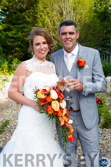 Lavinia Prendergast and Mark Sheehan were married at the Church of the Immaculate Conception by Fr. Sean Hannifan on Friday 1st September 2017 with a reception at the Earl of Desmond Hotel