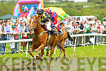Action at Abbeyfeale races on Sunday.