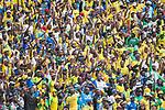 05.01.2019, FNB Stadion/Soccer City, Nasrec, Johannesburg, RSA, Premier League, Kaizer Chiefs vs Mamelodi Sundowns<br /> <br /> im Bild / picture shows <br /> <br /> Fans <br /> <br /> Foto © nordphoto / Kokenge