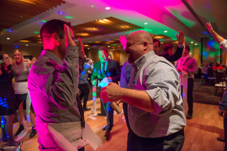 Candid photos of Rising Edge Technologies 2018 Party in Edmonton