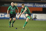 Niall O'Connor.RaboDirect Pro12.Cardiff Blues v Connacht.Cardiff Arms Park..10.02.12.©Steve Pope