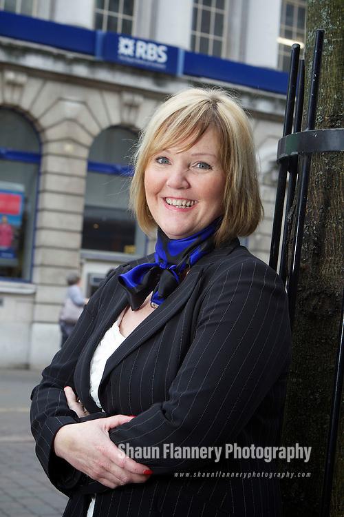 Pix: Shaun Flannery/shaunflanneryphotography.com...COPYRIGHT PICTURE>>SHAUN FLANNERY>01302-570814>>07778315553>>..1st April 2011...............Paula Flannagan, Royal Bank of Scotland.