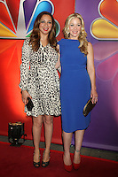 Maya Rudolph and Christina Applegate at NBC's Upfront Presentation at Radio City Music Hall on May 14, 2012 in New York City. © RW/MediaPunch Inc.