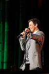 Saturday Night Live Comedian, Seth Meyers, entertains Making Headway Foundation's  Holly's Angels benefit.gala at Cipriani in New York City.
