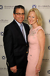 Trish and Roc Morille at the VIP Reception for the Celebration of Reading event at the Hobby Center Thursday  April 21,2016(Dave Rossman Photo)