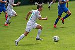 13.07.2019, Parkstadion, Zell am Ziller, AUT, FSP, Werder Bremen vs. Darmstadt 98<br /> <br /> im Bild / picture shows <br /> Fin Bartels (Werder Bremen #22)<br /> <br /> Einzelaktion, Ganzkörper / Ganzkoerper<br /> <br /> <br /> Foto © nordphoto / Kokenge
