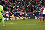 Atletico de Madrid's Santiago Arias during La Liga match between Atletico de Madrid and RCD Espanyol at Wanda Metropolitano Stadium in Madrid, Spain. December 22, 2018. (ALTERPHOTOS/A. Perez Meca)
