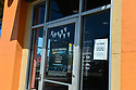MIAMI, FL - MARCH 17: Taco Bell was forced to closed they door for indoor dining only allow drive-thru order as the Coronavirus continues to spread.  Florida Gov. Ron DeSantis suspends school testing, orders bars and nightclubs closed and reduce restaurant capacity by half comes after two days of considering new recommendations from the U.S. Centers for Disease Control and Prevention and the White House on March 17, 2020 in Miami, Florida.   ( Photo by Johnny Louis / jlnphotography.com )