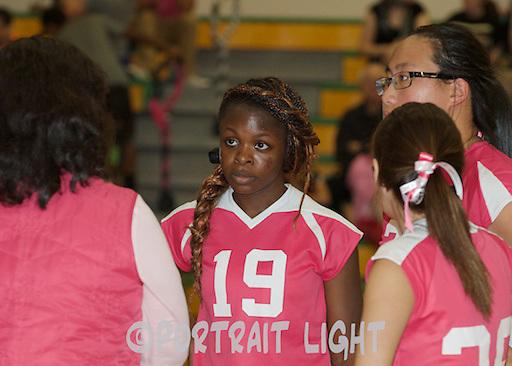 CHS sophomore Jasmine Nerette.