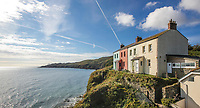 Have a head for heights? This Devon Cliff top property could be for you