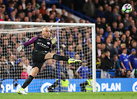 Willy Caballero of Manchester City during the Premier League match between Chelsea and Manchester City at Stamford Bridge on April 5th 2017 in London, England.<br /> Foto PHC Images / Panoramic / Insidefoto <br /> ITALY ONLY