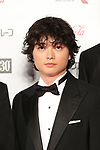 Shota Sometani, October 25, 2017 - The 30th Tokyo International Film Festival, Opening Ceremony at Roppongi Hills in Tokyo, Japan on October 25, 2017. (Photo by 2017 TIFF/AFLO)