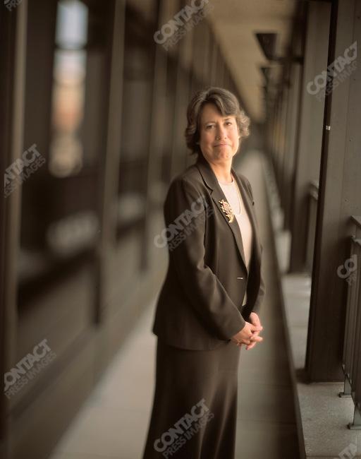 Sheila Bair, chairwoman of the Federal Deposit Insurance Corporation (FDIC). Washington, D.C., September 30, 2008.
