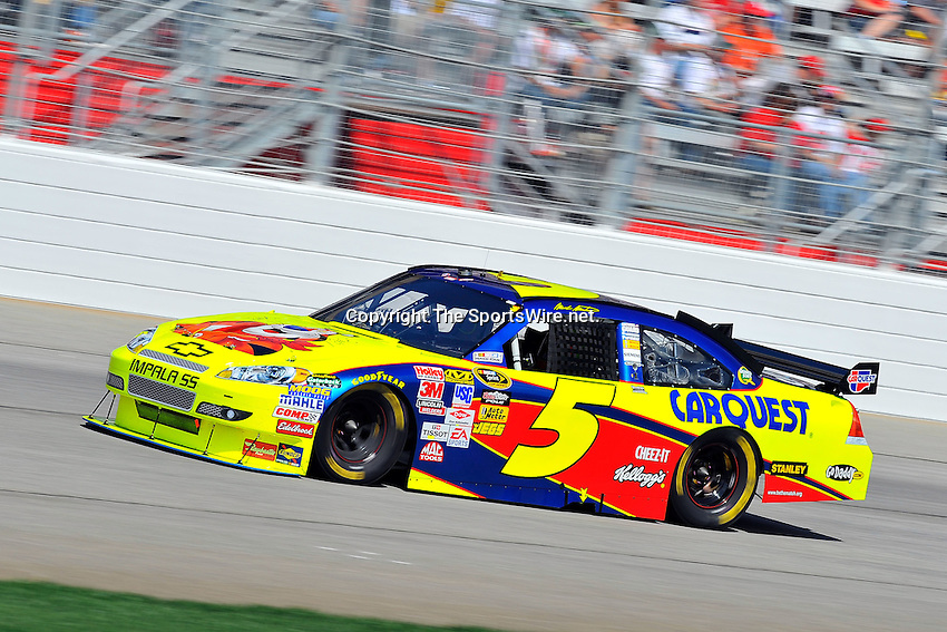 Mar 08, 2009; 1:57:11 PM; Hampton, GA, USA; NASCAR Sprint Cup Series race for the Kobalt Tools 500 at the Atlanta Motor Speedway.  Mandatory Credit: (thesportswire.net)