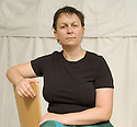 Anne Enright Irish Author of Making Babies. CREDIT Geraint Lewis