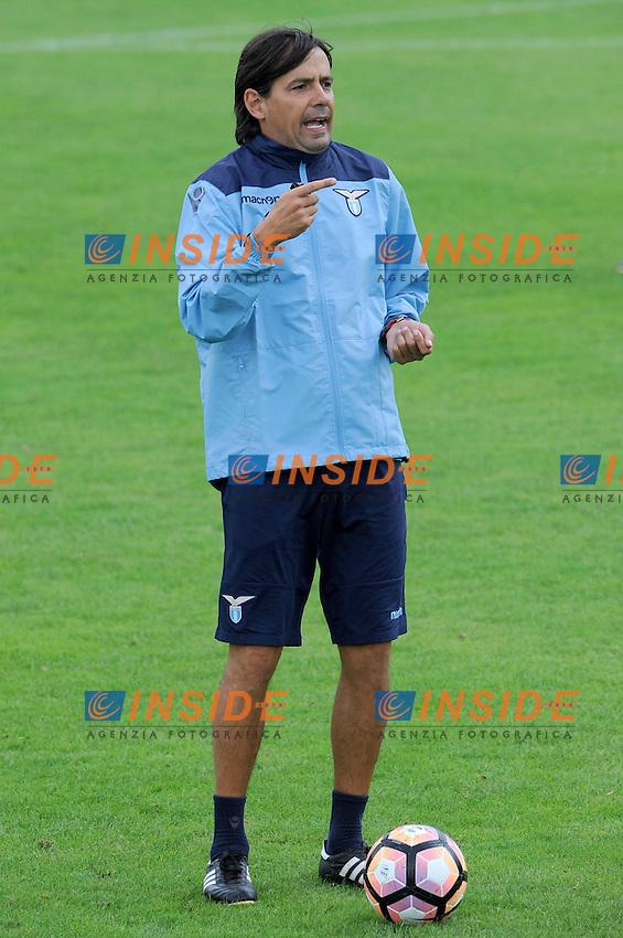 Simone Inzaghi<br /> 06-08-2016 Marienield<br /> Allenamento Lazio <br /> SS Lazio traning day<br /> @ Marco Rosi / Fotonotizia / Insidefoto