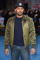 "Noel Clarke<br /> at the ""Eddie the Eagle"" European premiere, Odeon Leicester Square London<br /> <br /> <br /> ©Ash Knotek  D3099 17/03/2016"