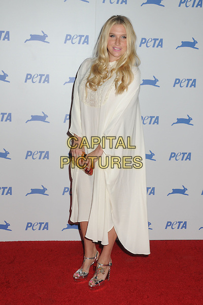 30 September 2015 - Hollywood, California - Kesha. PETA 35th Anniversary Gala held at the Hollywood Palladium. <br /> CAP/ADM/BP<br /> &copy;BP/ADM/Capital Pictures