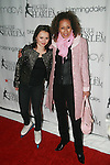 Sasha Cohen and Tamara Tunie Attend The 2012 Skating with the Stars honoring Vera Wang, Ellen Lowey, and Rhonda Ross: A benefit gala for Figure Skating in Harlem, Held at Wollman Rink, Central Park, NY   4/2/12