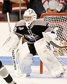 Alex Beaudry (Providence - 35) - The Boston University Terriers defeated the visiting Providence College Friars 2-1 on Saturday, October 23, 2010, at Agganis Arena in Boston, Massachusetts.