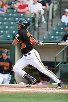 Rochester Red Wings Alex Romero during an International League game at Frontier Field on July 25, 2006 in Rochester, New York.  (Mike Janes/Four Seam Images)