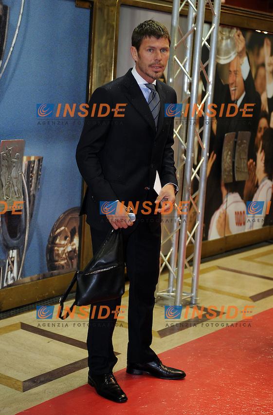 Zvonimir BOBAN<br /> Milano, 13/03/2011 Teatro Manzoni<br /> 25&deg; anniversario di presidenza Berlusconi al Milan<br /> Campionato Italiano Serie A 2010/2011<br /> Foto Nicolo' Zangirolami Insidefoto