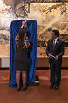 Unveiling Ceremony of the Nelson Mandela Statue from the Republic of South Africa