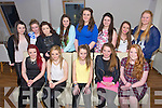 Chloe Davis, Ardfert, celebrates her 15th birthday with friends at La Scala on Saturday. pictured front l-r Megan Casey, Collette Foley, Chloe Davis, Roisin Lynch, Jane Sweeney Back l-r Kelly Sheehan, Ciara Reidy, Aideen Spillane, Sarah Egan, Katelyn Doyle, Rhianon Sheehy, Lisa Cavanagh and Lydia Lawlor