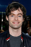 "Actor Bill Hader arrives at the Los Angeles Premiere Of ""Tropic Thunder"" at the Mann's Village Theater on August 11, 2008 in Los Angeles, California."