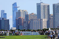 Chez Reavie (USA) in action during the final round of the Northern Trust played at Liberty National Golf Club, Jersey City, USA. 11/08/2019<br /> Picture: Golffile | Phil INGLIS<br /> <br /> All photo usage must carry mandatory copyright credit (© Golffile | Phil INGLIS)