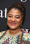 "Lynn Nottage attends the after party for the Broadway Opening Night of ""Sweat"" at Brasserie 8 1/2 on March 26, 2017 in New York City."