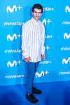 Sergio Castellanos attends to blue carpet of presentation of new schedule of Movistar+ at Queen Sofia Museum in Madrid, Spain. September 12, 2018. (ALTERPHOTOS/Borja B.Hojas)